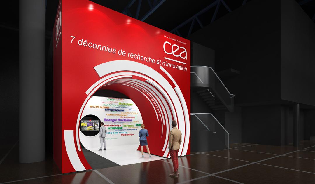 Images synthèse. Les 70 ans du CEA à la Cité des Sciences, 2015