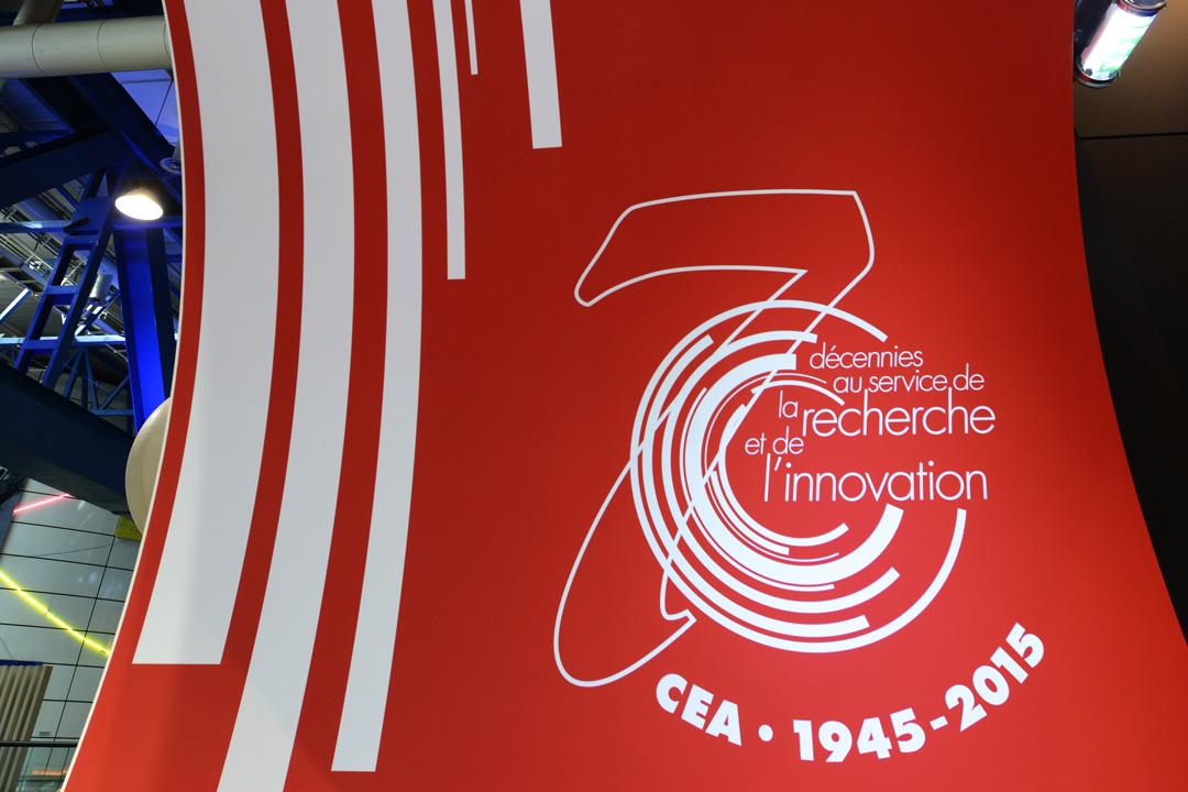Les 70 ans du CEA à la Cité des Sciences, 2015