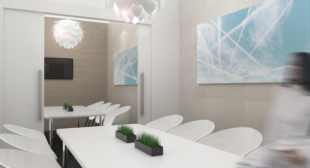 Lounge et bureaux Aéroports de Paris