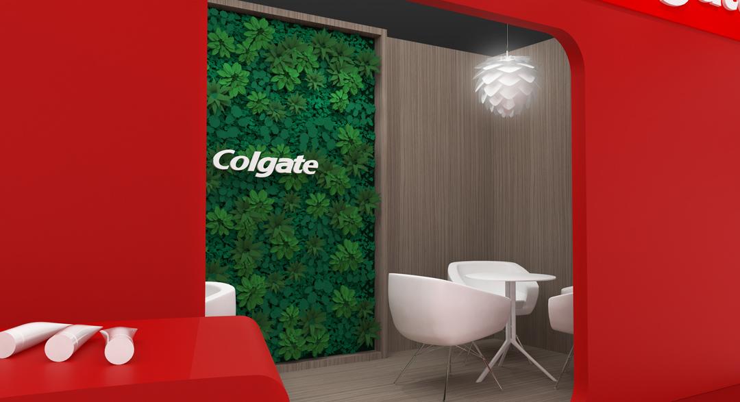 Colgate – Congrès ADF 2015 – Paris