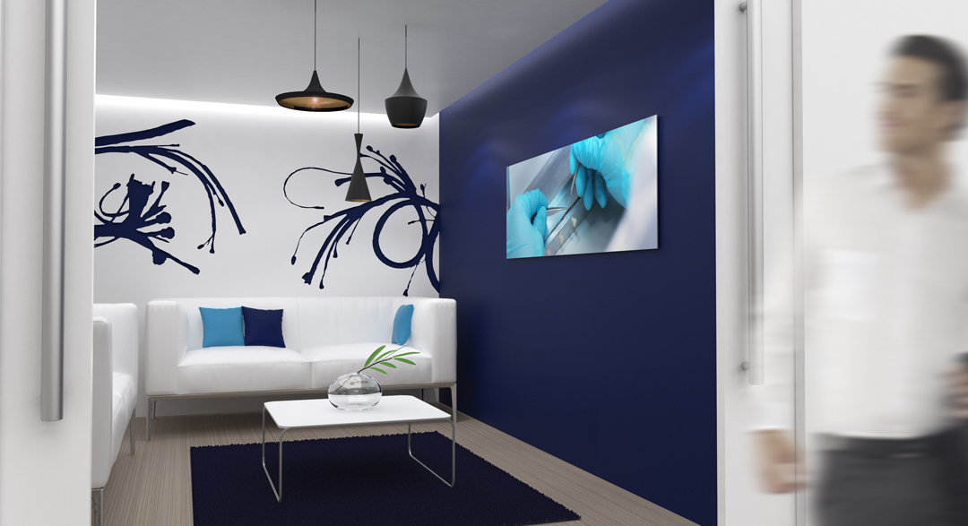 AXON – Show-room Bangalore – Inde 300 m²